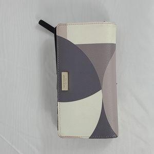 Kate Spade multi color wallet